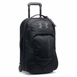 Сумка на колесах Under Armour UA AT Carry-on Rolling Bag Black / Black / Black оптом
