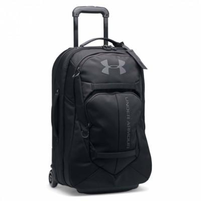 Сумка на колесах Under Armour UA AT Carry-on Rolling Bag Black / Black / Black оптом