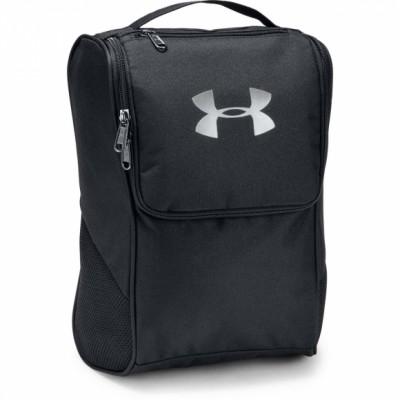 Сумка для обуви Under Armour UA Shoe Bag Black / Black / Silver оптом