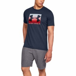 Футболка Under Armour Boxed Sportstyle Graphic Charged Cotton ® SS оптом