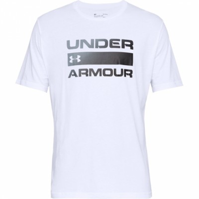 Футболка Under Armour Team Issue Wordmark Graphic Charged Cotton ® SS оптом