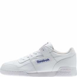 Кроссовки Reebok WORKOUT PLUS WHT/ROYAL оптом