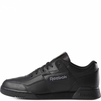 Кроссовки Reebok WORKOUT PLUS BLACK/CHARCOAL оптом