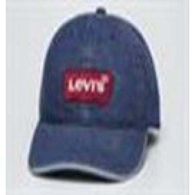 Кепка Levis BIG BATWING BALL CAP DENIM оптом