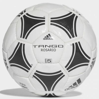 Мяч футбольный Adidas Tango Rosario WHT/BLACK/BLACK оптом