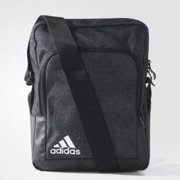 Сумка Adidas T. ORGANIZER BLACK/BLACK/WHITE оптом