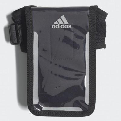 Сумка поясная Adidas R MEDIA ARMP BLACK/WHITE/BLKREF оптом