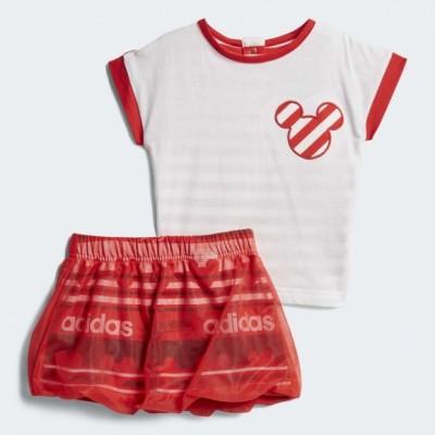 Костюм Adidas INF DY TM SUM white,vivid red оптом