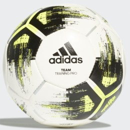 Мяч Adidas TEAM TrainingPr WHITE/SYELLO/BLACK/I оптом