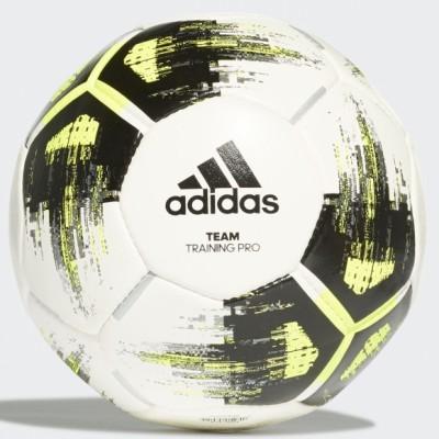 Мяч Adidas TEAM TrainingPr WHITE/SYELLO/BLACK/I оптом