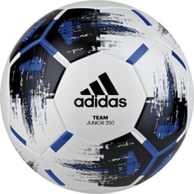 Мяч Adidas Team J350 WHITE/BLACK/BLUE/SIL оптом