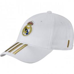 Кепка Adidas REAL C40 CAP WHITE/DRFOGO оптом