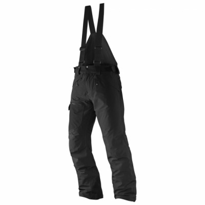 Брюки Salomon CHILL OUT BIB PANT M BLACK оптом