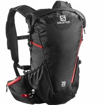 Рюкзак Salomon BAG AGILE 20 AW Black/BRIGHT RED оптом