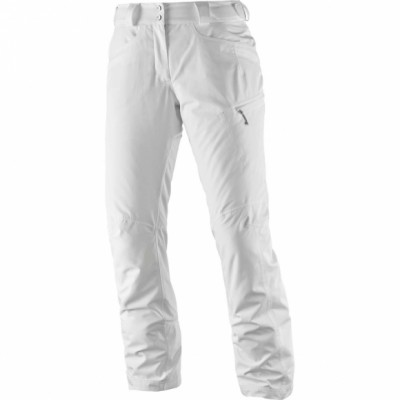 Брюки Salomon FANTASY PANT W White Heather оптом