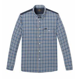 Рубашка Lee BUTTON DOWN VAR COLO SKY CAPTAIN оптом