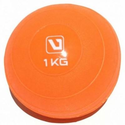 Медбол Live Up SOFT WEIGHT BALL-1KG оптом