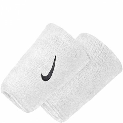 Напульсники NIKE SWOOSH WRISTBANDS OSFM RADIANT EMERALD/LASER ORANGE оптом