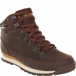 Кроссовки The North Face M B2B REDUX LEATHER CHCLTBN/GOLDNBN оптом