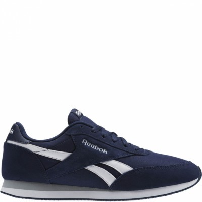 Кроссовки REEBOK ROYAL CL JOG COLL NAVY/WHITE/GREY оптом