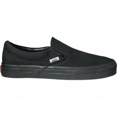 Слипоны Vans UA CLASSIC SLIP-ON Black/Black оптом