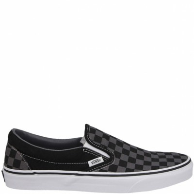 Слипоны Vans UA CLASSIC SLIP-ON Black/Pewter Ch оптом