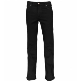 Брюки Wrangler TEXAS STRETCH BLACK OVERDYE оптом