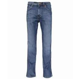 Брюки Wrangler ARIZONA STRETCH BURNT BLUE оптом