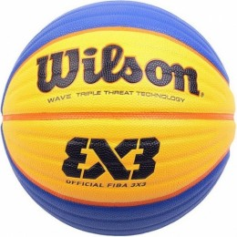Мяч Wilson FIBA 3X3 GAME BASKETBALL оптом