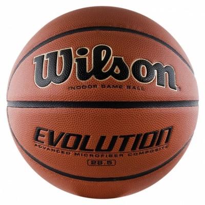 Мяч баскетбольный Wilson EVOLUTION 285 BASKETBALL оптом