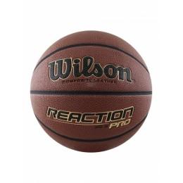 Мяч баскетбольный Wilson REACTION PRO 285 BSKT оптом