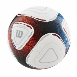 Мяч футбольный Wilson VANQUISH SOCCER BALL оптом
