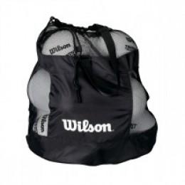 Сетка для мячей WILSON BALL BAG оптом